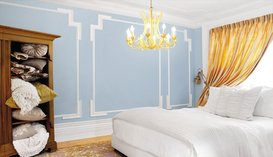 From The Clean Sophisticated Lines Of Painted Trim To The Timeless Quality  Of Solid Wood, Mouldings Are The Final Touches That Enhance Any Room With A  ...