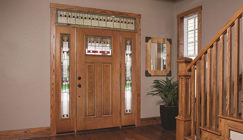 therma tru - Exterior Fiberglass Doors