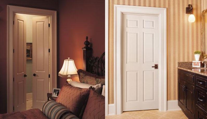 Interior doors philadelphia flush doors custom doors jeld wen planetlyrics Image collections