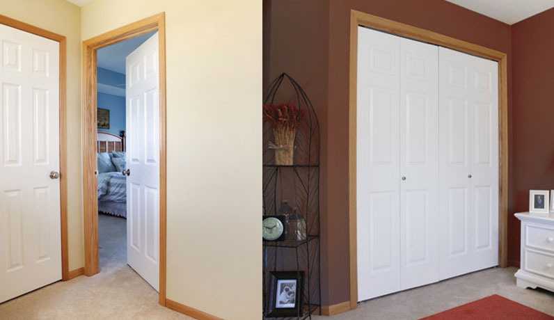 Prehung interior doors meaning installing a screen door for Special order french doors