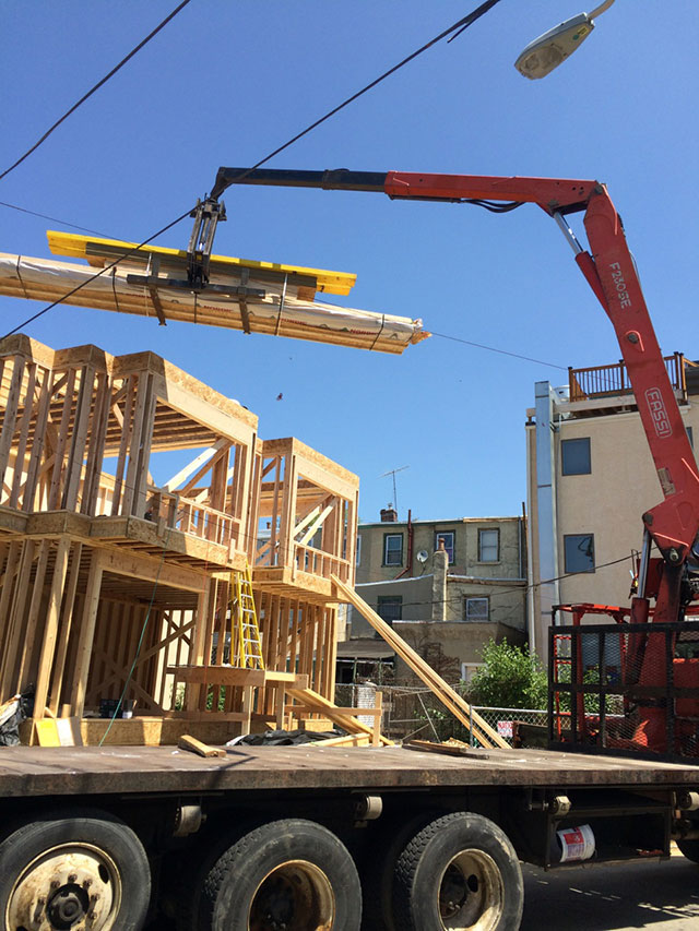 Framing Materials Boom | Woodland Building Supply