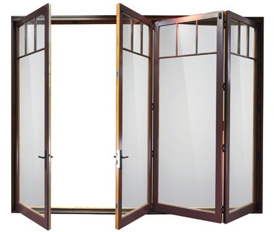 Weather Shield Contemporary Bi-fold Door