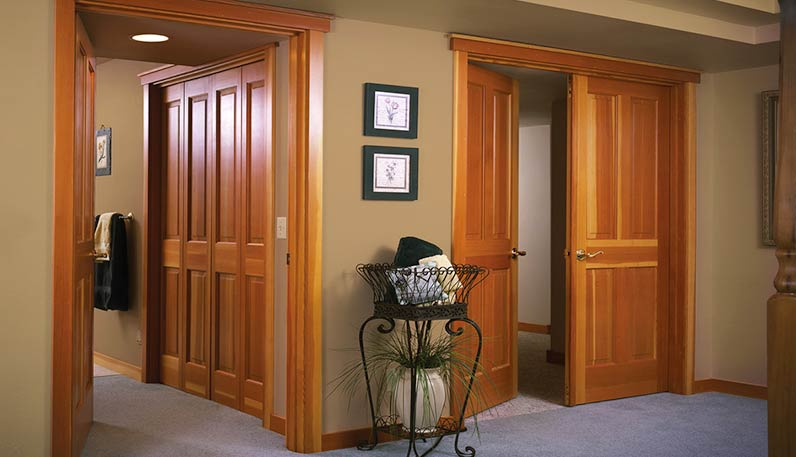 Woodland Building Supply Stocks A Variety Of Masonite Interior Doors In Flush And Paneled Styles Both Hollow Core Solid Panel